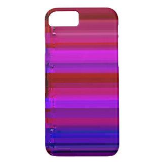 Glitched Video Screen Capture No. 1 iPhone 7 Case