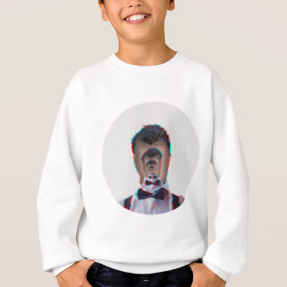 Glitchy Illusion Sweatshirt