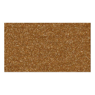 glitter5 BROWN  MOON PLANET SURFACE SANDY NEUTRAL Pack Of Standard Business Cards