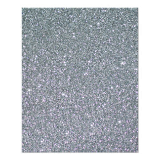Glitter 11.5 Cm X 14 Cm Flyer