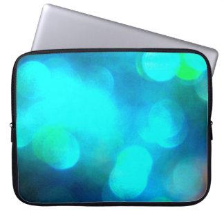 Glitter Bokeh Laptop Case Waterproof Cover Macro