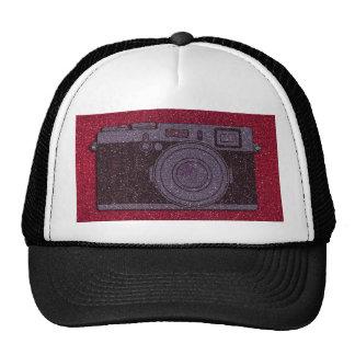 Glitter Camera Cap