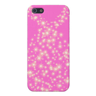 Glitter Christian Fish Symbol iPhone 5 Cover