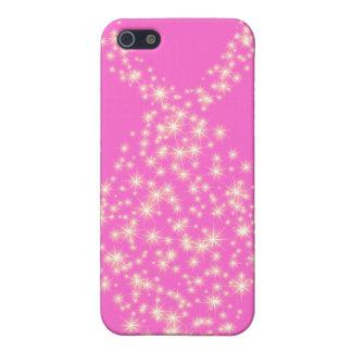 Glitter Christian Fish Symbol iPhone 5 Covers