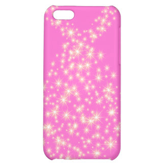 Glitter Christian Fish Symbol Cover For iPhone 5C