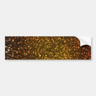 Glitter Diamond Bumper Sticker
