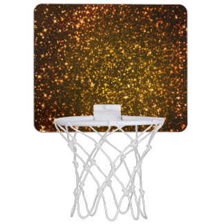 Glitter Diamond Mini Basketball Hoop