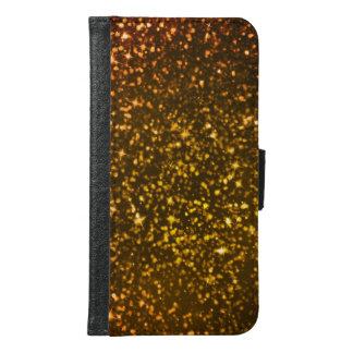 Glitter Diamond Samsung Galaxy S6 Wallet Case