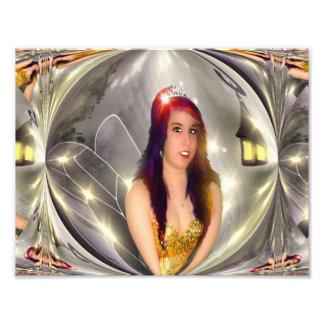 Glitter Fairy Photo