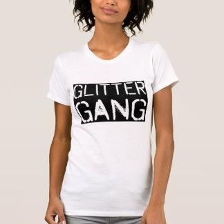 Glitter Gang Logo T-Shirt
