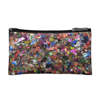 Glitter Glam Cosmetic Bag
