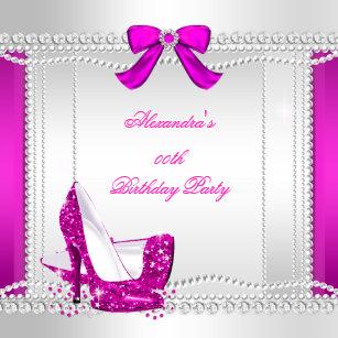 79f108e055884 Glamour High Heels Invitations & Announcements | Zazzle AU