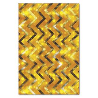 Glitter gold bling bright shiny tissue paper