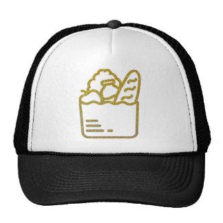 Glitter Groceries Cap