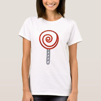 Glitter Lollipop T-Shirt