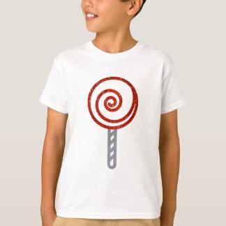 Glitter Lollipop T-Shirt