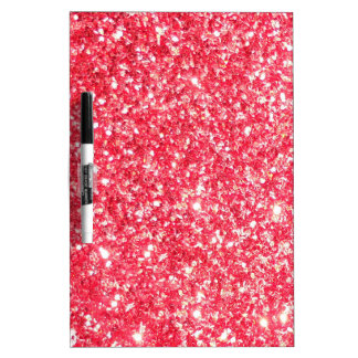 Glitter Luxury Diamond Dry Erase Board