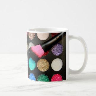 Glitter Makeup  Mug