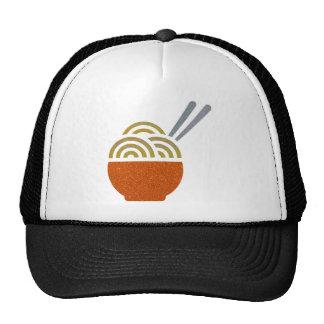 Glitter Noodle Soup Hat