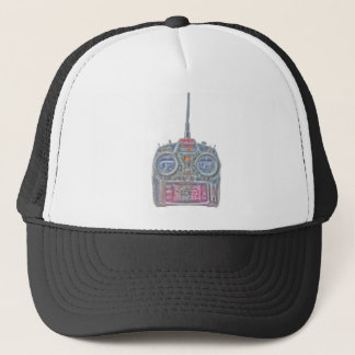 Glitter Pimp Spektrum RC Radio Trucker Hat