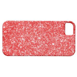 Glitter Red iPhone 5 Case