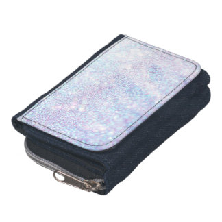 Glitter Shiny Luxury Colorful Wallets