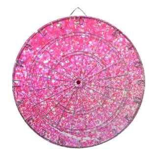 Glitter Shiny Luxury Dartboard
