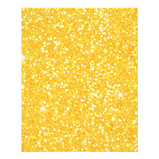 Glitter Shiny Sparkley 11.5 Cm X 14 Cm Flyer