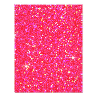 Glitter Shiny Sparkley 21.5 Cm X 28 Cm Flyer