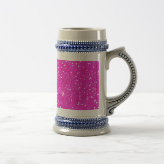 Glitter Shiny Sparkley Beer Stein