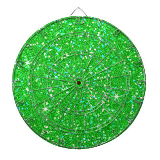 Glitter Shiny Sparkley Dartboard