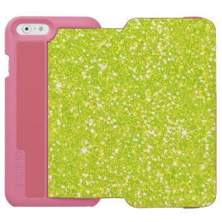Glitter Shiny Sparkley Incipio Watson™ iPhone 6 Wallet Case