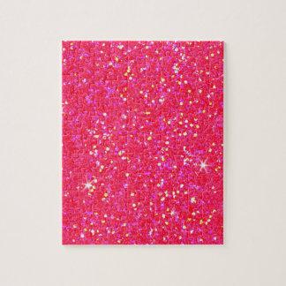 Glitter Shiny Sparkley Jigsaw Puzzle