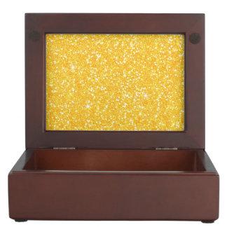 Glitter Shiny Sparkley Keepsake Box