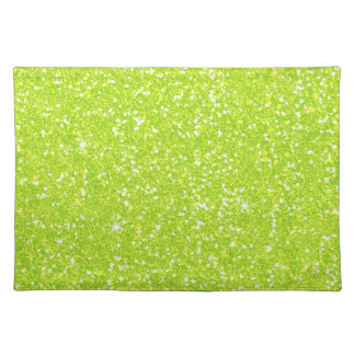 Glitter Shiny Sparkley Placemat