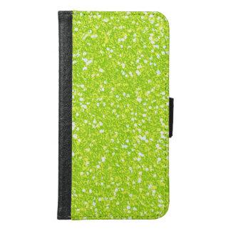 Glitter Shiny Sparkley Samsung Galaxy S6 Wallet Case