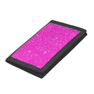 Glitter Shiny Sparkley Tri-fold Wallets