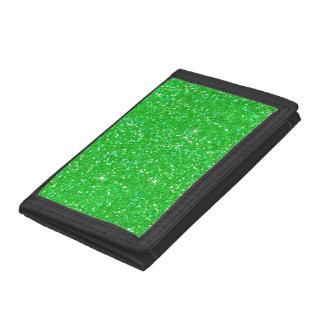 Glitter Shiny Sparkley Trifold Wallet