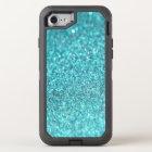Glitter Sparkley Diamond Colourful OtterBox Defender iPhone 8/7 Case