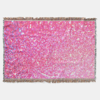 Glitter Sparkley Diamond Throw Blanket