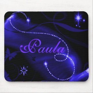 Glitter Sparks Mouse Pad
