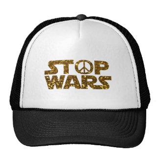 glitter stop wars cap