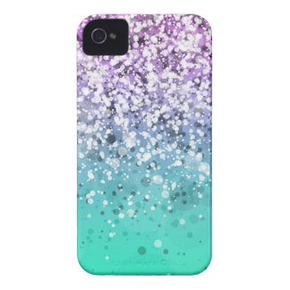 Glitter Variations IV iPhone 4 Case-Mate Cases