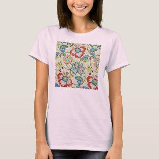 Glittering Flowers for Mom T-Shirt