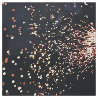 Glittering Sparks Fabric