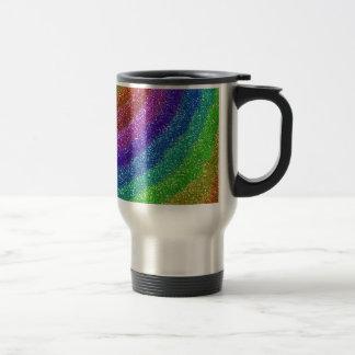 Glitters Rainbow Mug