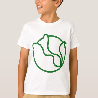 Glittery Head of Cabbage T-Shirt