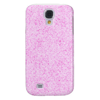 Glittery pink texture galaxy s4 covers