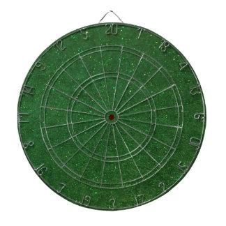 GLITZ Green Dartboard