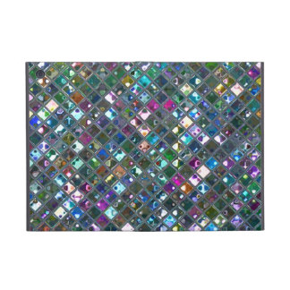Glitz Tiles Multicoloured 2 Powis iPad mini case